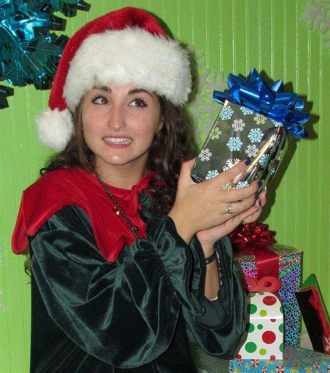 Kids Holiday Shop Elf