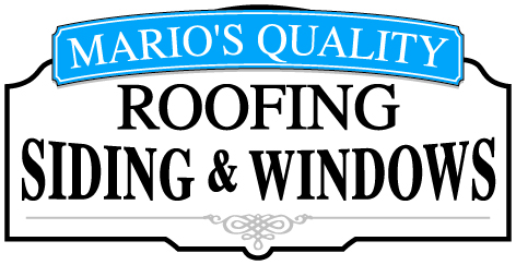 logo for Mario's Roofing