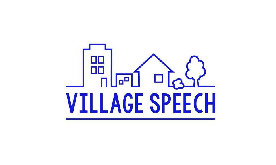 logo for Village Speech