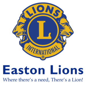 logo for Easton Lions