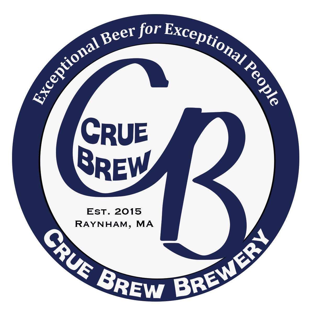 logo for Crue Brew