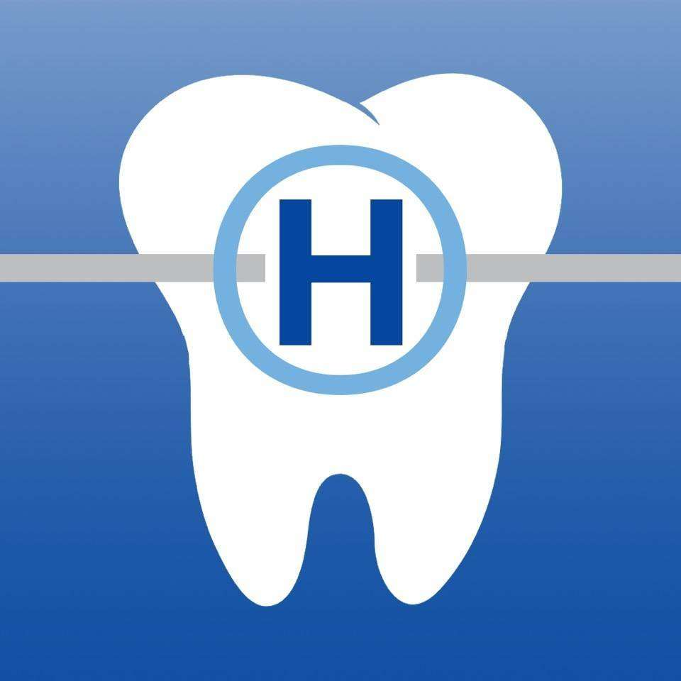 logo for Halvorsen Orthodontics