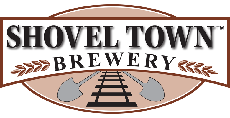 logo for Shovel Town Brewery