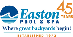 logo for Easton Pool and Spa