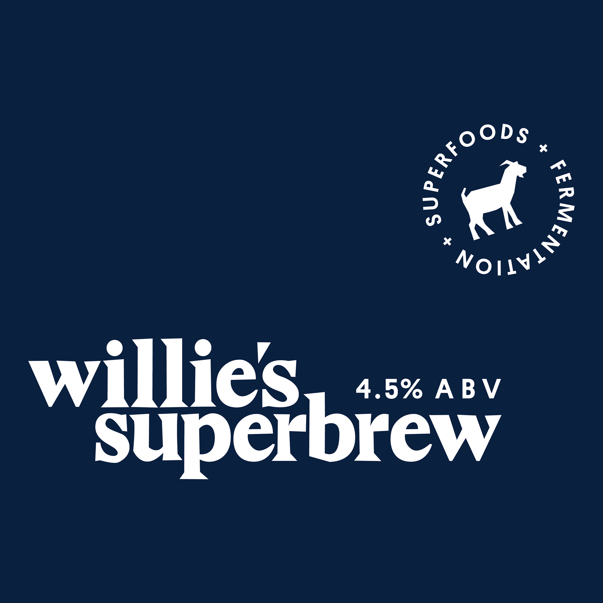 logo for Willies Superbrew