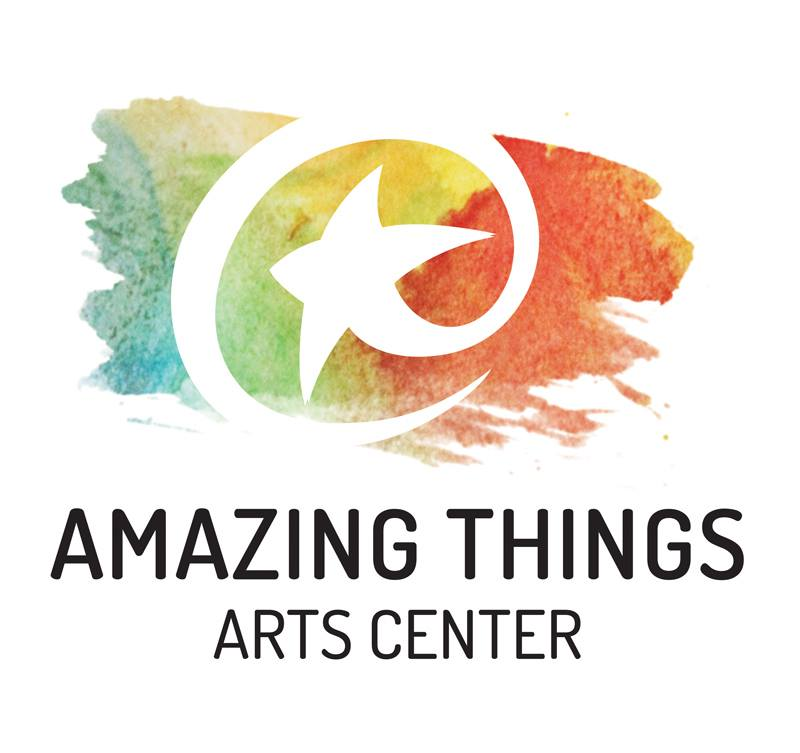 logo for Amazing Things Art Center