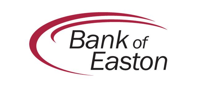 Bank of Easton logo FIXED
