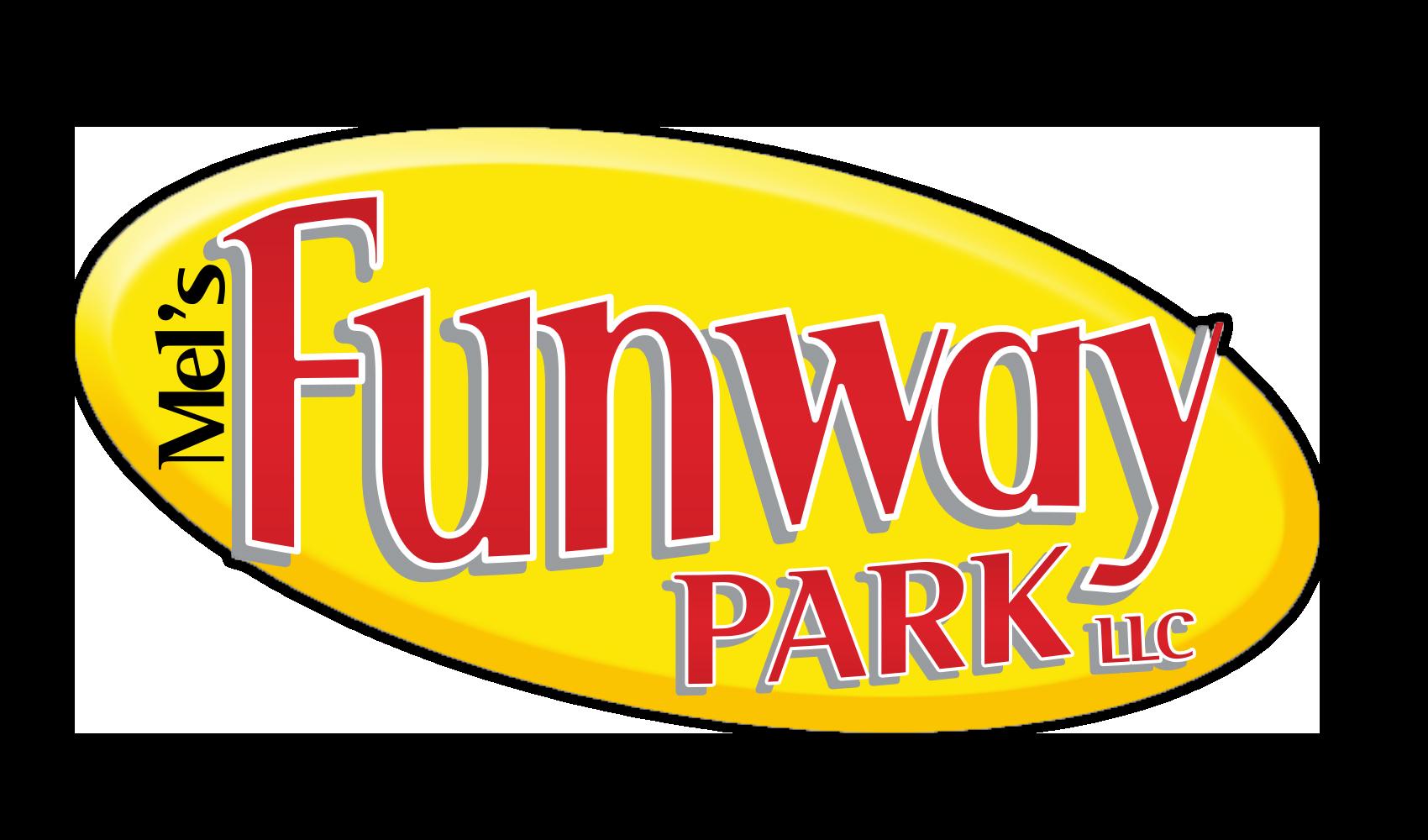 logo for Mel's Funway Park