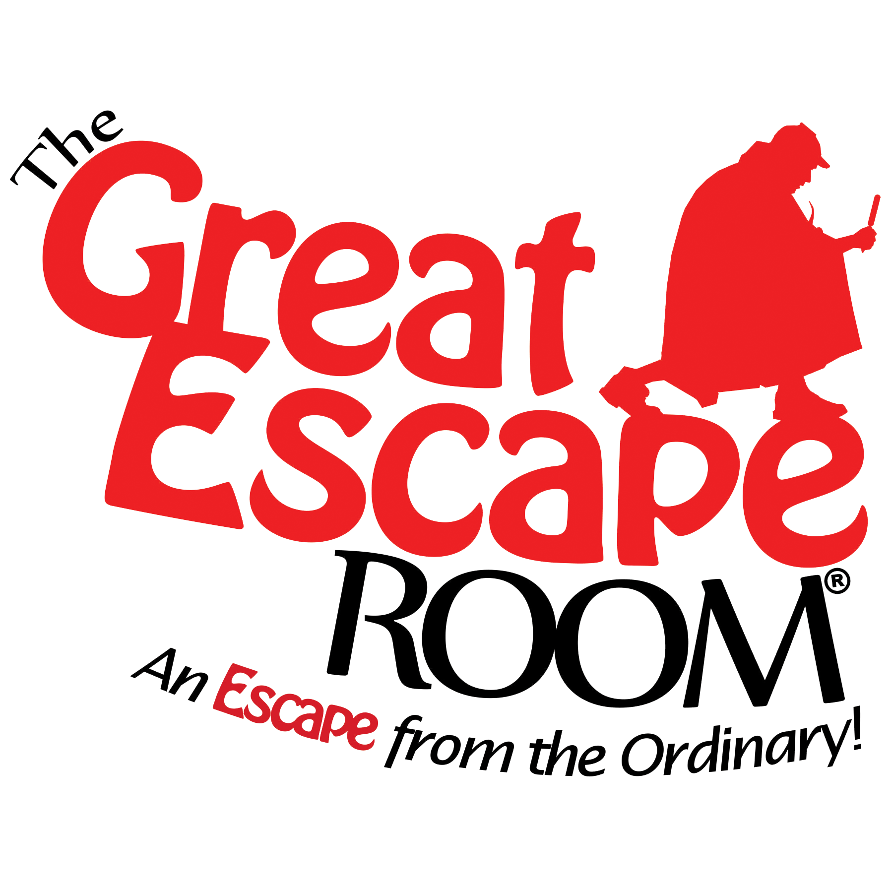 logo for The Great Escape Room Providence