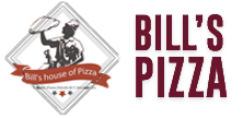 logo for Bill's House of Pizza