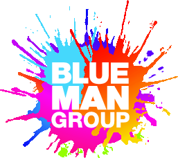 logo for Blue Man Group