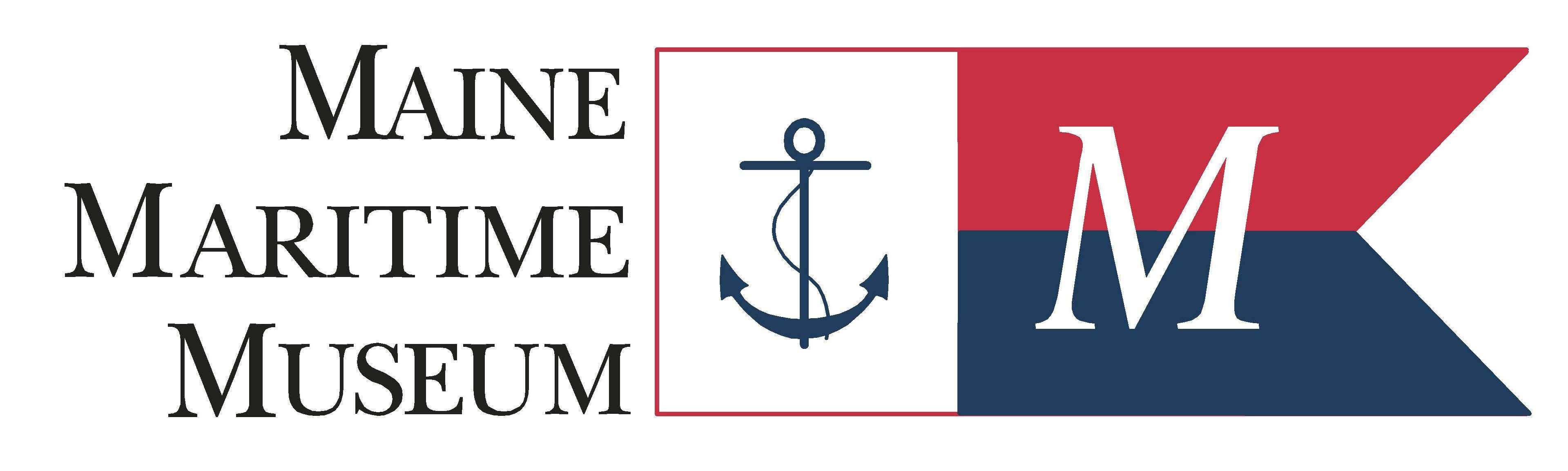 logo for Maine Maritime Museum