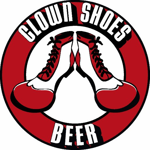 logo for Clown Shoes Beer