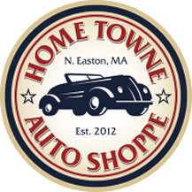hometowne auto shoppe logo