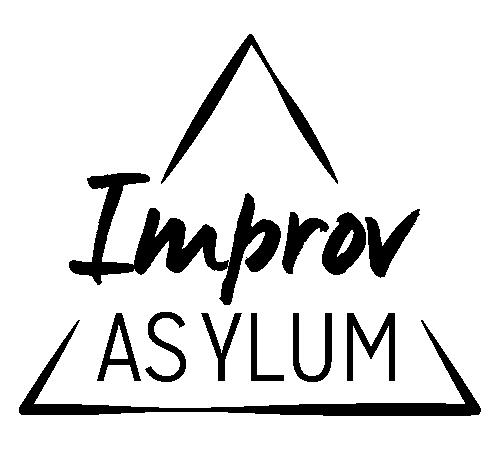 logo for Improv Asylum