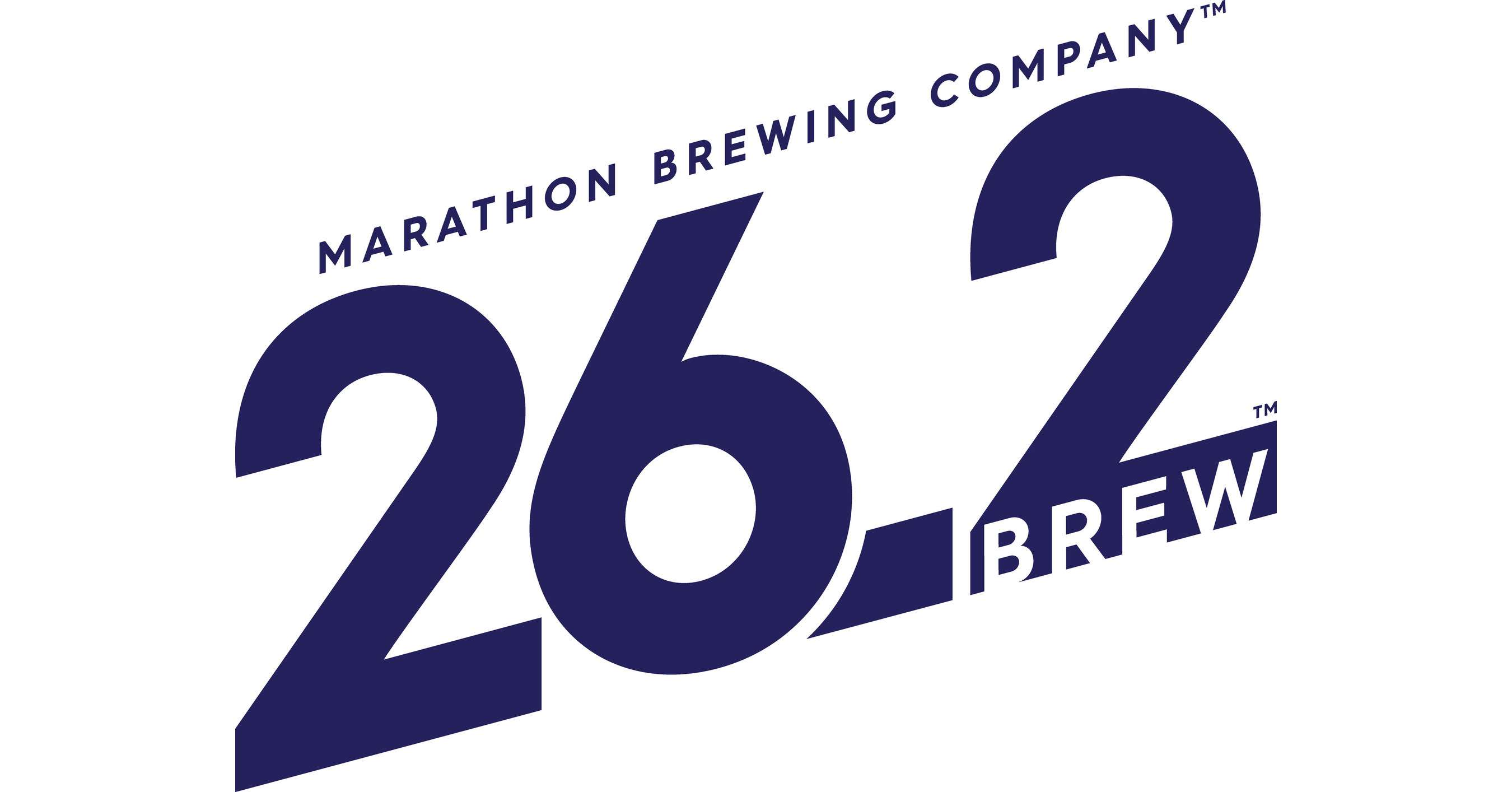 logo for Marathon Brewing Company