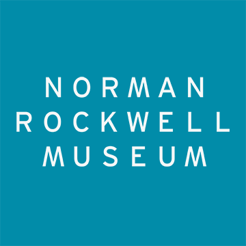 logo for Norman Rockwell Museum