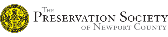 logo for The Preservation Society of Newport County
