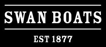 logo for Swan Boats of Boston