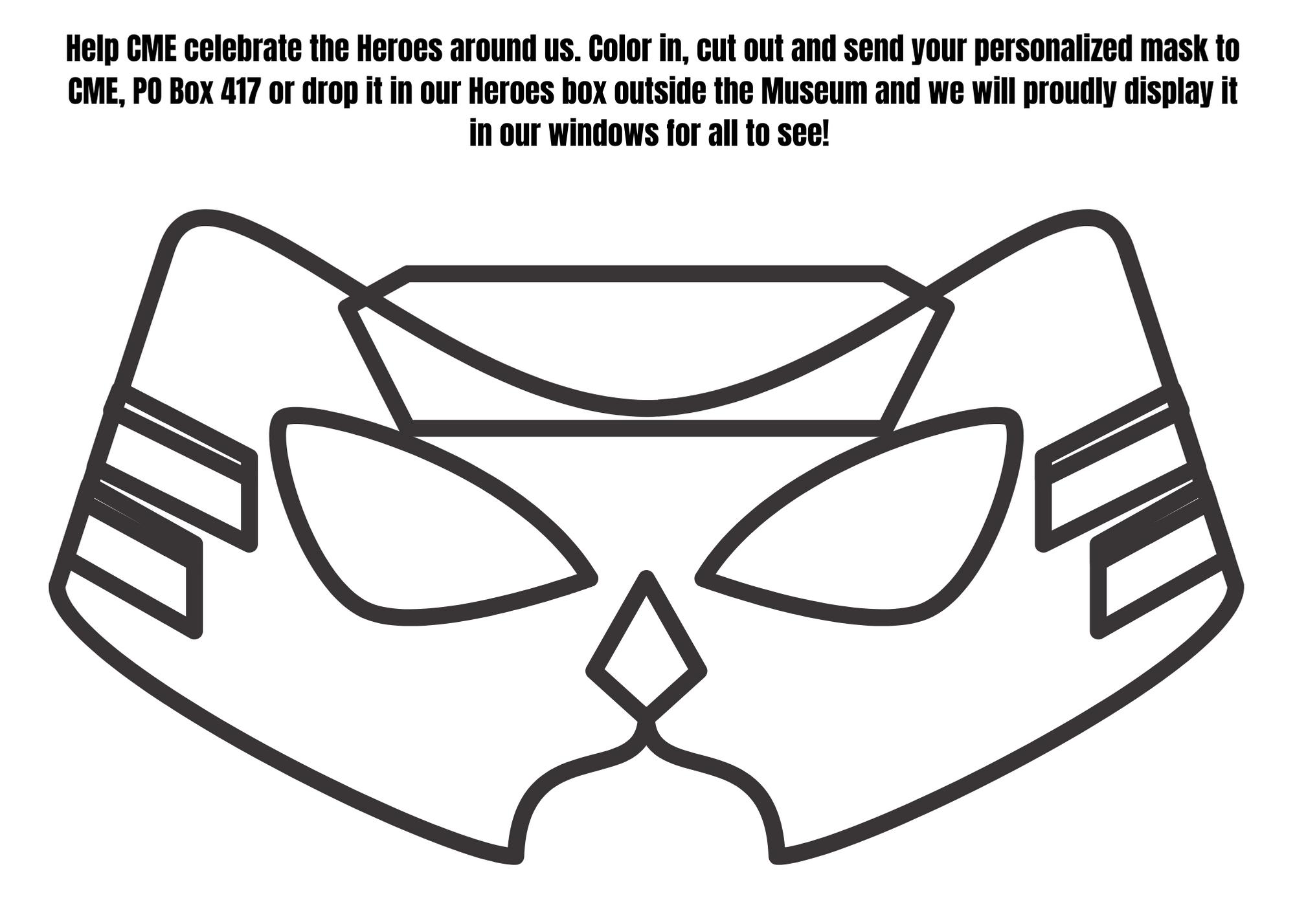 Mask Design for Website
