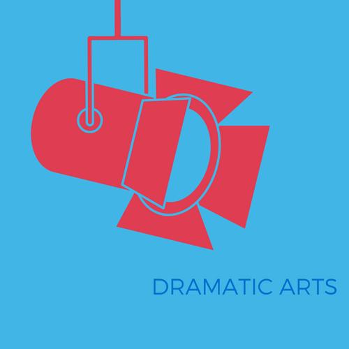 Dramatic Arts Graphic